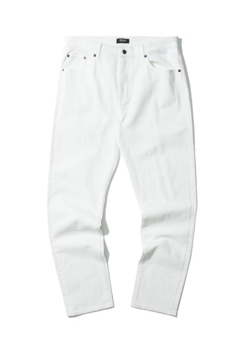 Fivecm white Slim jeans 8C55AAAC1F1780GS_1