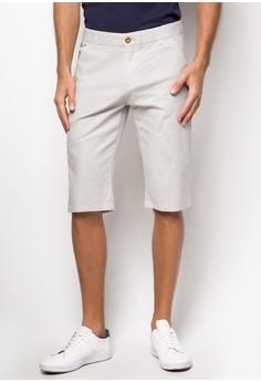 Pinstripes Shorts