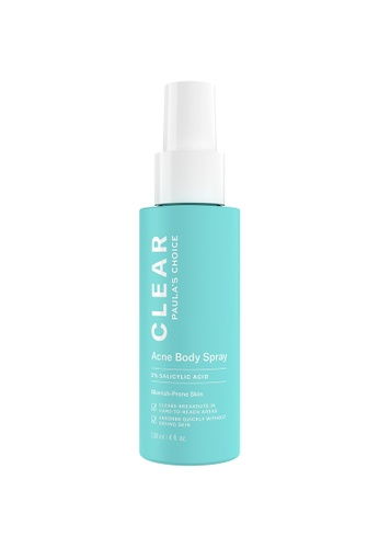 Paula's Choice blue Clear Acne Body Spray 2% BHA (Salicylic Acid) 910F9BEDA483E4GS_1