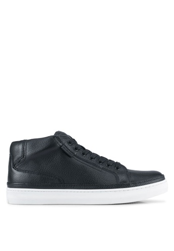 Kenneth Cole New York black SEIZE THE MOMENT - Sneaker Boot KE615SH0SI6KMY_1