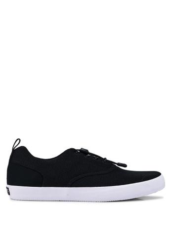Sperry black Flex Deck CVO Sneakers C4A3FSH3EF7B9EGS_1