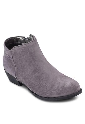 布料低筒踝靴esprit 品牌, 女鞋, 靴子