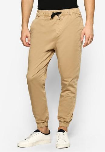 彈性束口運動長褲, esprit 香港服飾, 長褲