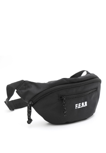 F.E.A.R black FEAR WAIST BAG 3A5FFAC0EBC287GS_1