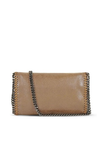 Stella Mccartney brown STELLA MCCARTNEY FALABELLA CROSSBODY BAG B4A77AC1CD719CGS_1