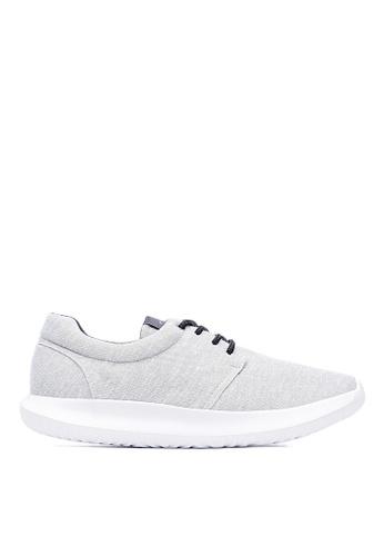 Life8 grey Sport Lightweight Casual Shoes Sneakers-09598-Grey LI283SH0FFGSSG_1