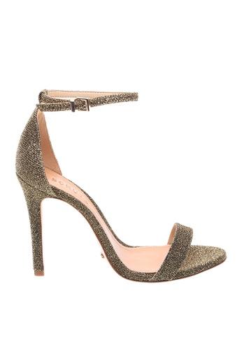 SCHUTZ gold SCHUTZ Strap Sandal - MAGNOLIA (GOLD) 0A3F1SHA46EBF0GS_1
