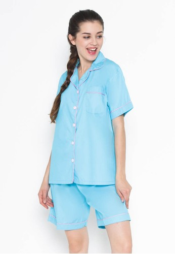 Pajamalovers Katelyn Blue