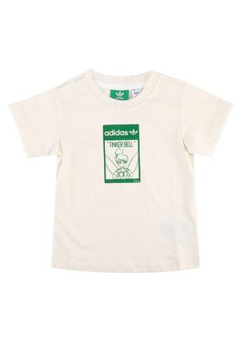 ADIDAS white graphic non-dye organic cotton tee 4A6F4KAF3A3F24GS_1