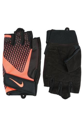 Nike black Nike Men's Core Lock Training Gloves 2.0 NI126AC0RN6IMY_1