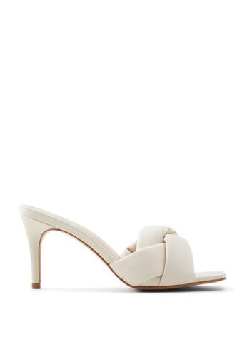 ALDO white Syngrapha Heels 8D060SH1F1E1E7GS_1