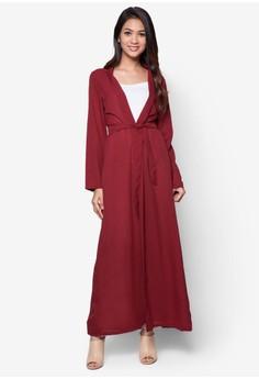 Long Kimono Wrap
