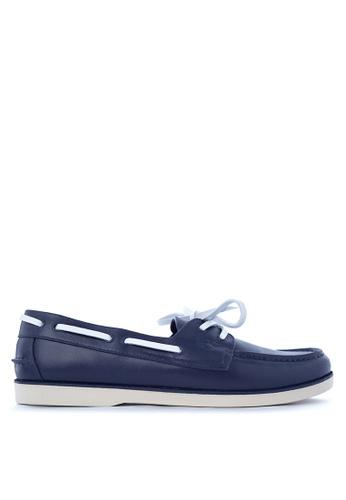 Easy Soft By World Balance blue Malibu Boat Shoes EA034SH96UNZPH_1
