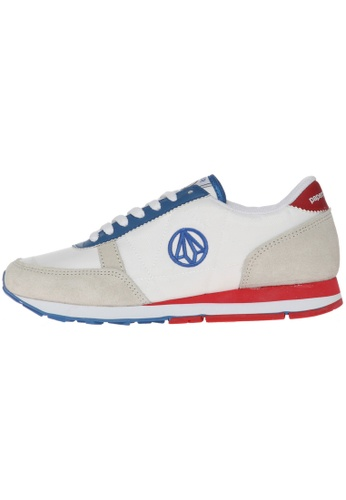paperplanes Paperplanes-1107 Fashion Breathable Walking Camp Sneakers Shoes US Women Size PA110SH69AUWHK_1
