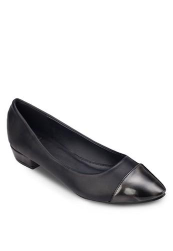 尖頭低跟esprit分店鞋, 女鞋, 鞋