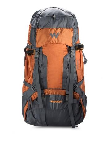 Alpinist Plus 撞色登山後背包, 包, 旅行esprit香港分店背包