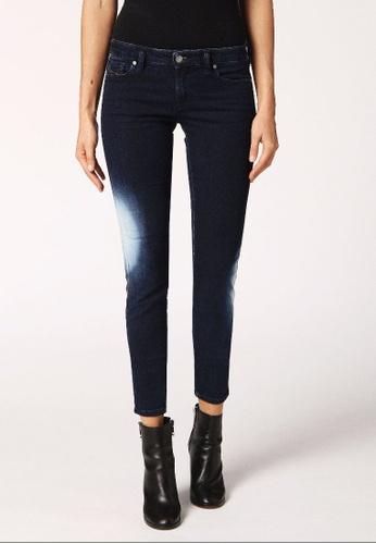 Diesel blue Gracey-Ne Skinny Fit Jeans DI095AA0GYLGSG_1
