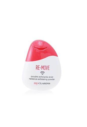 CLARINS CLARINS - My Clarins Re-Move Radiance Exfoliating Powder 40g/1.4oz FFB7EBE3F539FAGS_1