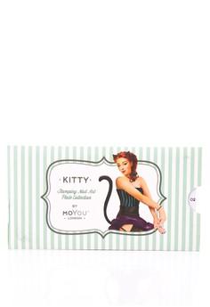 Kitty 02 Nail Decal