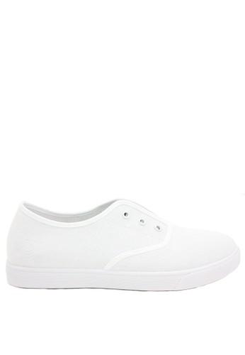 Dr. Kevin grey Dr. Kevin Men Sneakers Slip On 9313 - White 706B4SH3E38EC3GS_1