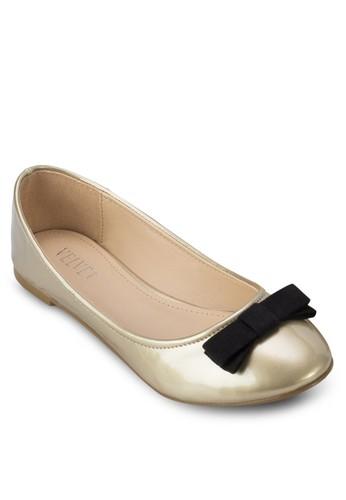 Megan 經典蝴蝶zalora 心得 ptt結平底鞋, 女鞋, 鞋