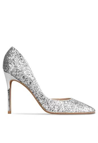Twenty Eight Shoes 10CM Sequins Wedding High Heels D06-l 64202SH59A58F5GS_1