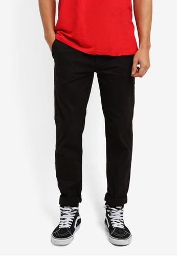 Cotton On black Knox Chino Pants B93F8AAB20ACEEGS_1
