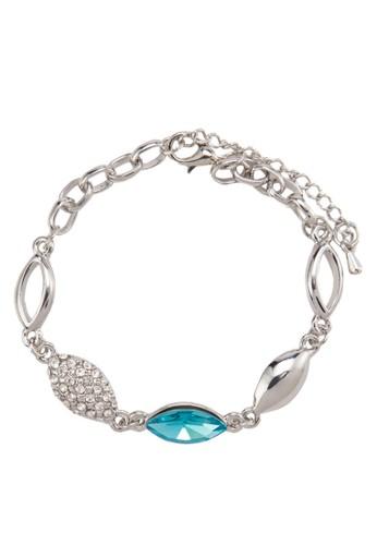 Esther esprit 工作閃鑽寶石手鍊, 飾品配件, 飾品配件