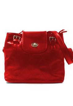 Jas Shoulder Bag with Sling