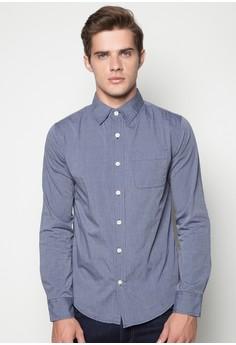 Button Down Long Sleeved Shirt