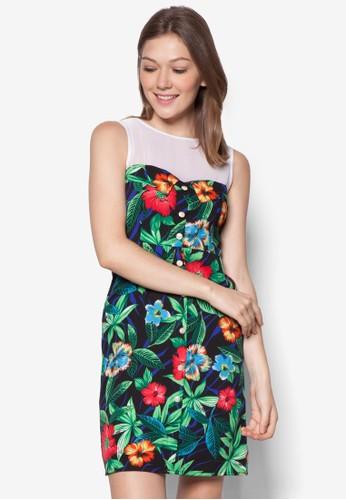 Shasaesprit hk分店 夏日風洋裝, 服飾, 清新俏皮