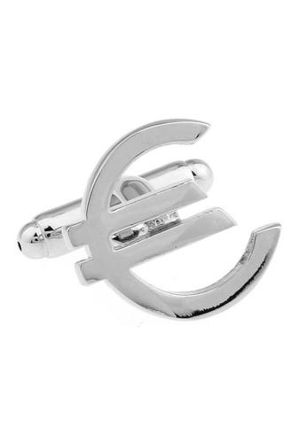 The Little Link Cufflinks silver Euro cufflinks TH089AC0G2ZDSG_1
