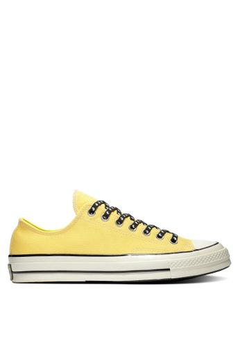 88d0fc575d92 Converse yellow Chuck Taylor All Star 70 Psy-Kicks Ox Sneakers  EF0BBSHF0B7CD9GS 1