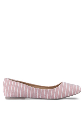 Spiffy pink Casual Wear Flats SP352SH0SRYBMY_1