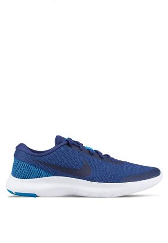 Nike blue Nike Flex Experience Rn 7 Shoes 7057DSH3B19097GS_1