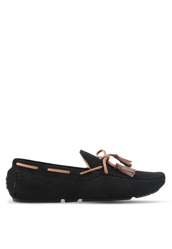 harga Faux Suede Moccasins Zalora.co.id