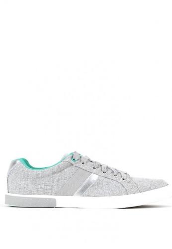 World Balance grey Daffodil L Sneakers 30836SH1296D3BGS_1