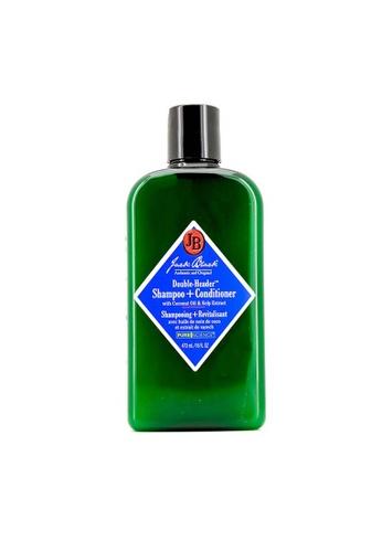 Jack Black JACK BLACK - 雙效洗髮精+潤髮乳 Double-Header Shampoo + Conditioner 473ml/16oz A01B7BE664CF28GS_1