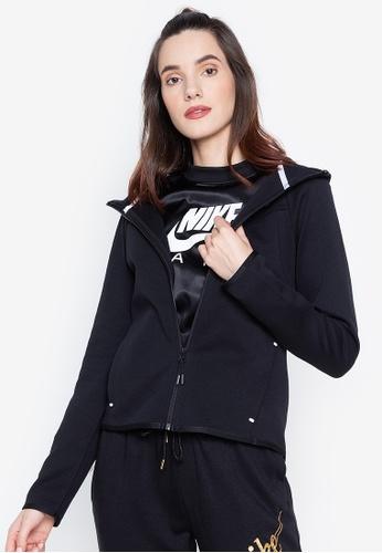 Nike AS W NSW Tech Fleece Windrunner Hoodie FZ