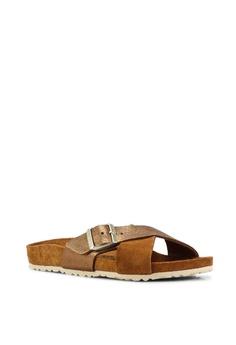 86ca0e6746c Birkenstock Siena Exquisite Suede Leather Sandals S  179.00. Sizes 35 36 37  38 39