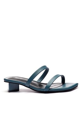 Twenty Eight Shoes Modern Style Flat Sandals 865-5 B3311SH75BDA92GS_1