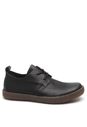 Twenty Eight Shoes 黑色 復古天然牛皮手工鞋MC2258-6 1BB67SHE08147CGS_1