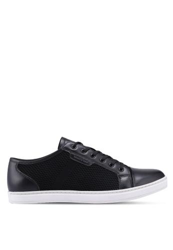 Kenneth Cole black Kcny Brand B Sneakers E0477SH1EC2E3AGS_1