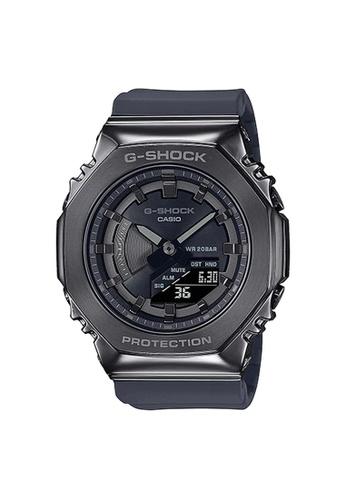 G-shock 灰色 CASIO G-SHOCK METAL GM-S2100B-8A E7737AC02DF35CGS_1