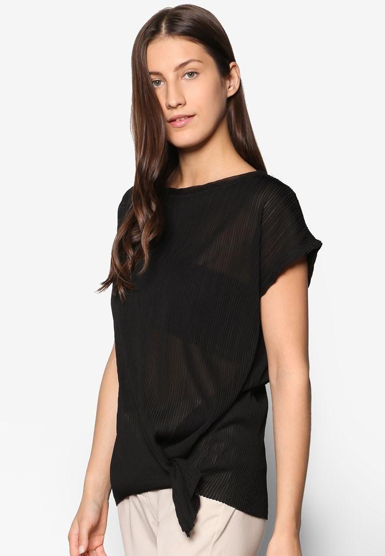 Knot Detail T-Shirt