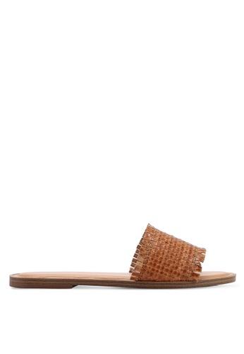 6c6771660368 ALDO brown Larauclya Sandals 19646SHBEBECB9GS 1