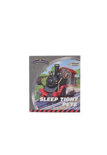 Locally Blend grey Chuggington Story Book Sleep Tight Pete 610B3TH887A279GS_1