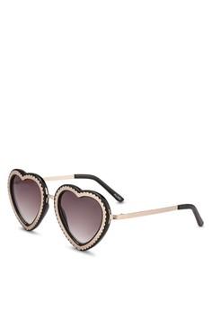 Onirewiel 心型框太陽眼鏡