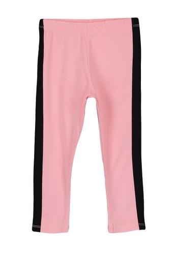 LC Waikiki pink Baby Girl's Long Leggings 0752AKAAC6A1ADGS_1