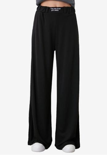 Trendyol black Gotaway Pants 7666CAACB19490GS_1